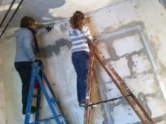 Renoverar Folkets hus i Nörrebro