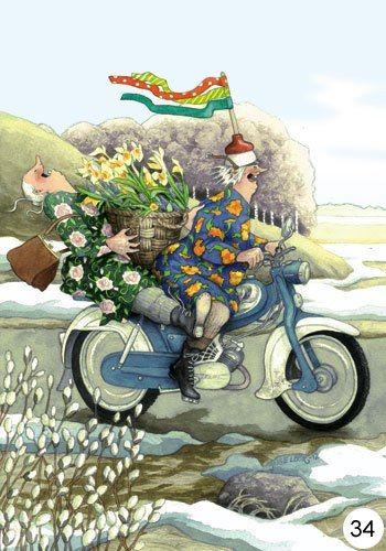 LÖÖK moped