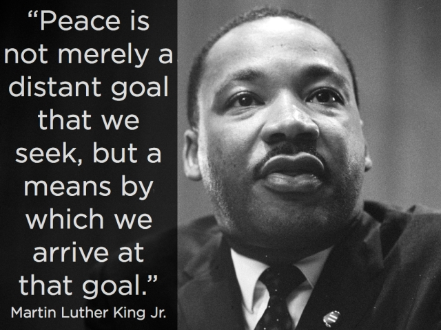 KING 3 peace