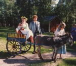 Peter o Ritva gister sig  Pernilla  Vvik