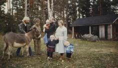 Syskonen med barn 1987