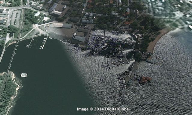 Klicka för att titta på vår underbara jord i Google Earth!
