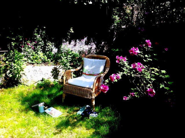 Phillippas trädgård 2014