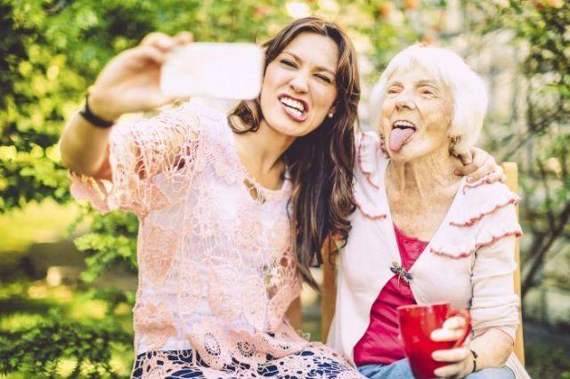 Retirement home students