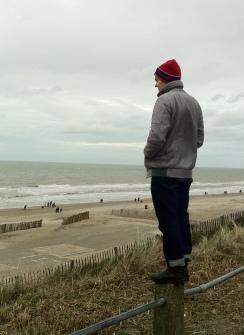 Jonas Holland strand
